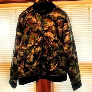 AWESOME Aeropostale Camouflage Coat XL